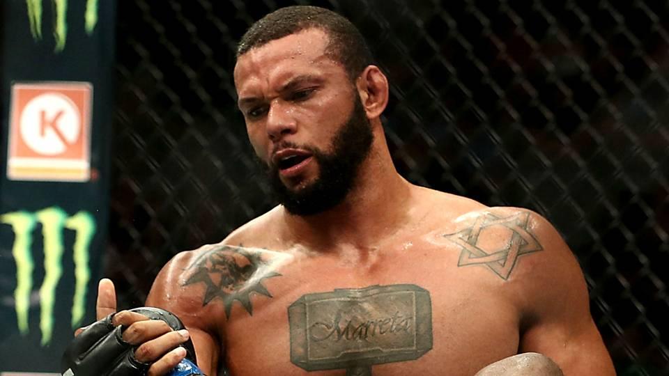 UFC Sao Paulo results: Thiago Santos records third-round TKO of Eryk Anders