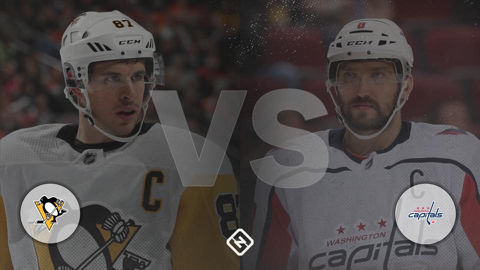 Penguins vs. Capitals  Time ddfa99c71812