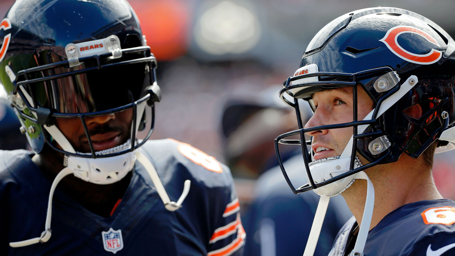 Martellus Bennett Compares Jay Cutler To Jesus After Bears Win