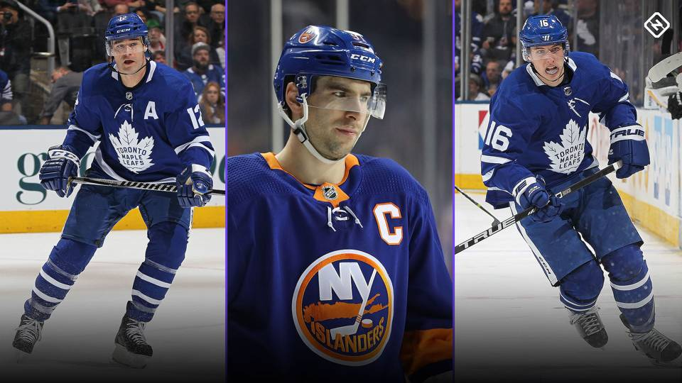 f6934148e4f Maple Leafs line combinations  Where does John Tavares fit best  NHL