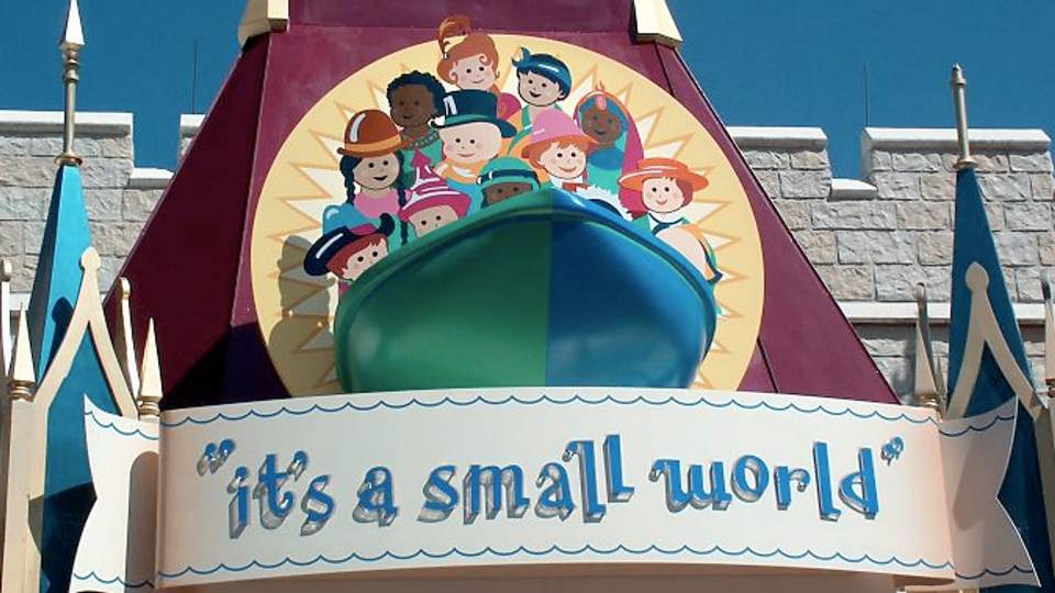 Small World - Walt Disney World - FTR