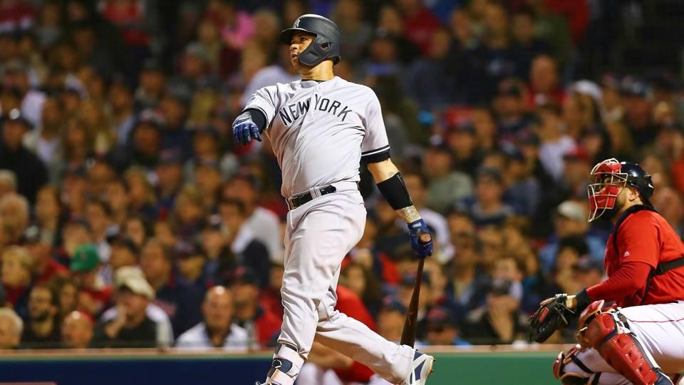 Yankees vs. Red Sox results: Sanchez, Judge power Game 2 win, split in Boston