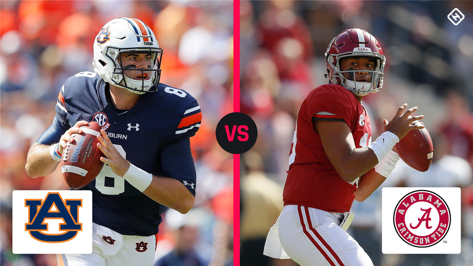 Auburn Vs Alabama Preview Time Tv Channel How To Watch Online