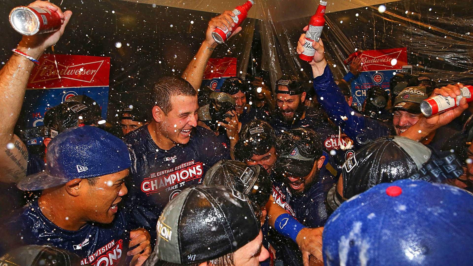 Minnesota Twins somehow headed to playoffs one year after 100-loss season