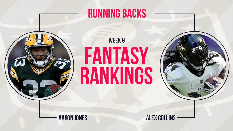 Fantasy-RB-Rankings-Week-9-FTR