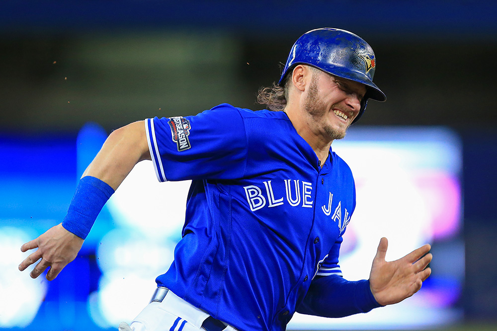 Blue Jays, Josh Donaldson reach $23M deal for 2018 season