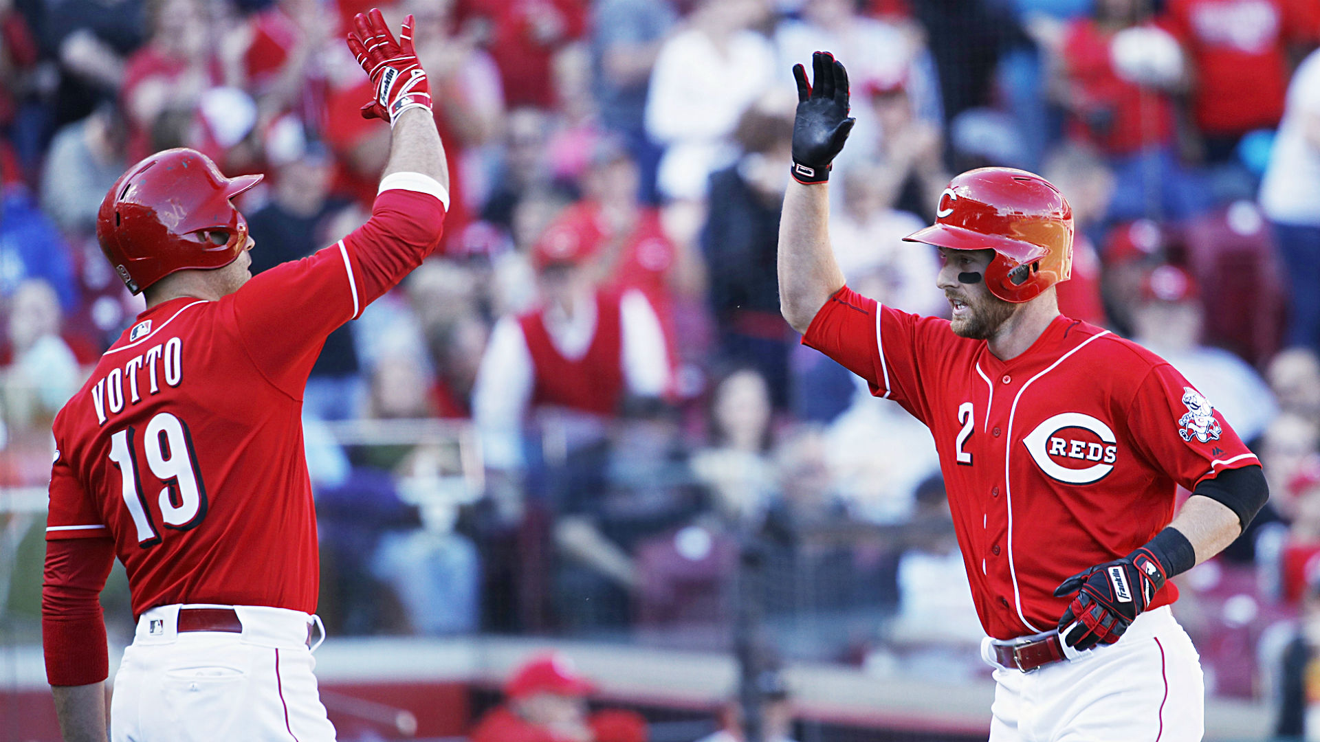 Ole Miss product Zack Cozart selected for 1st MLB All-Star Game
