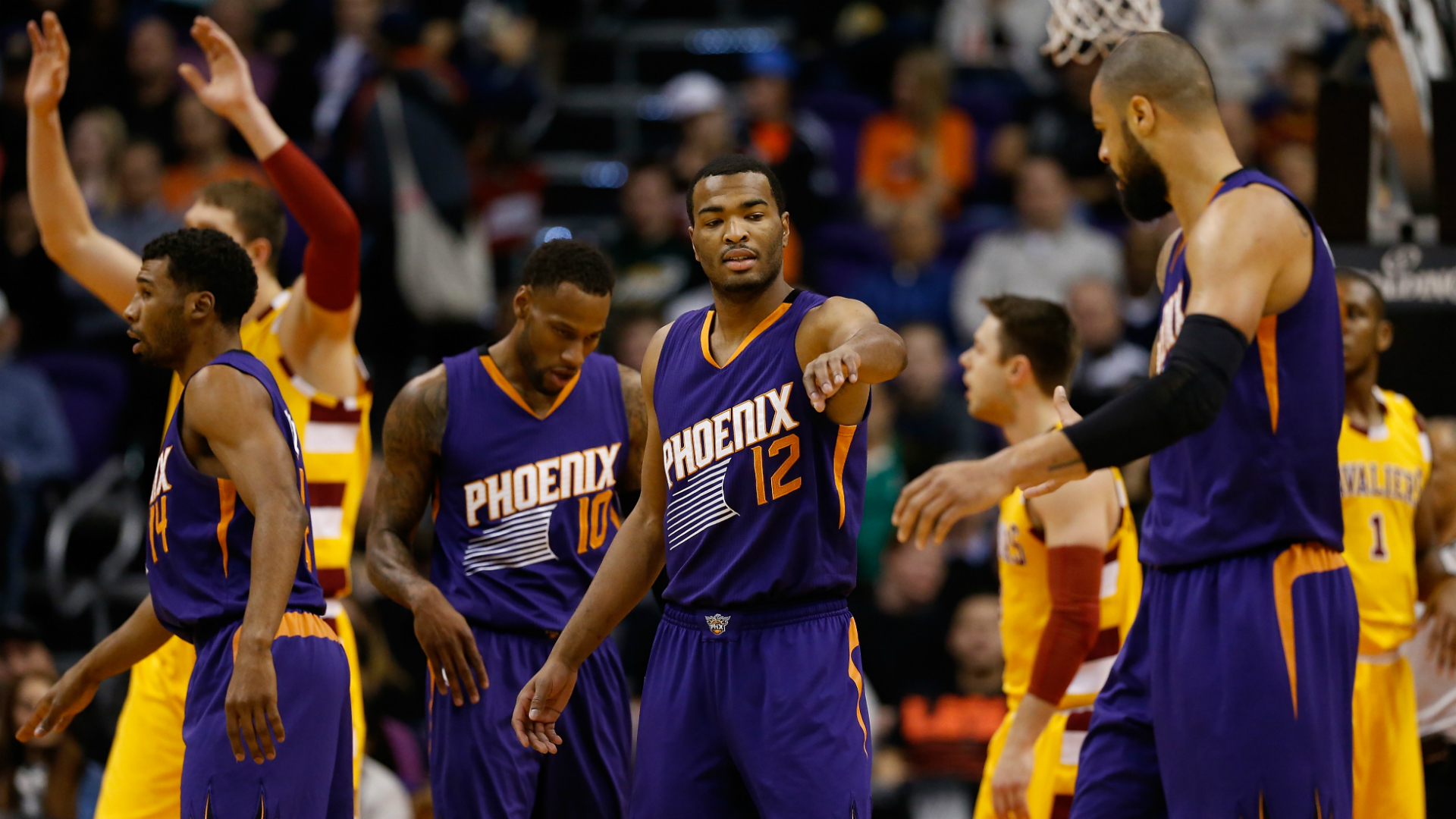 Since that breakout two seasons ago, with Bledsoe and Goran Dragic teaming  up in the backcourt, the Suns ...