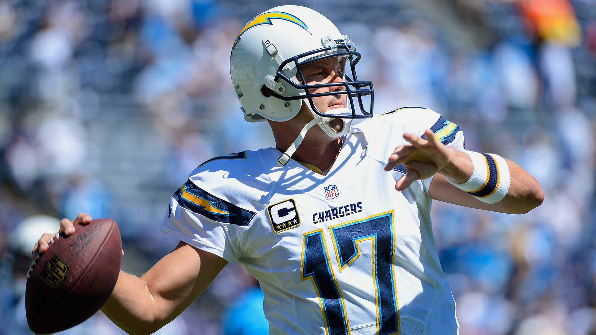 Philip Rivers throws for 500 yards but can t Chargers a win