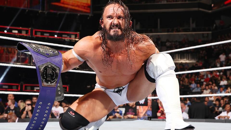 WWE-Neville