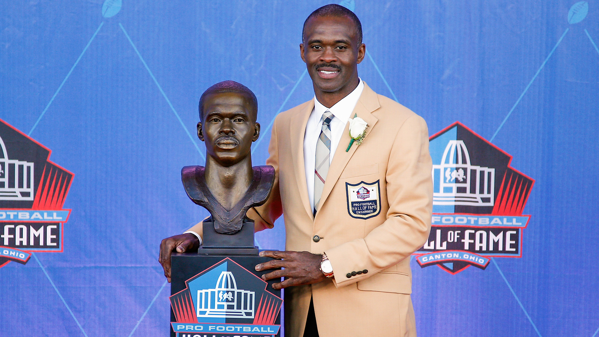 Marvin Harrison's Hall of Fame speech showed us a different side ...