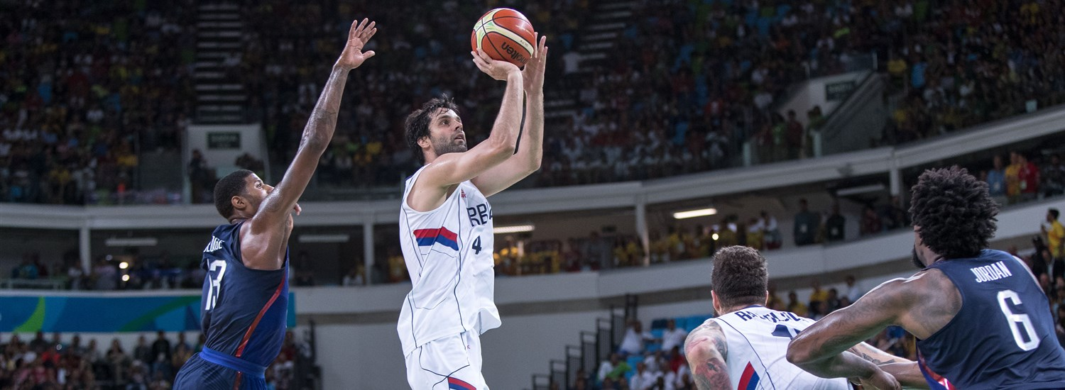 Teodosic, Bjelica and Jokic on Serbia's expanded list for fourth window of Qualifiers