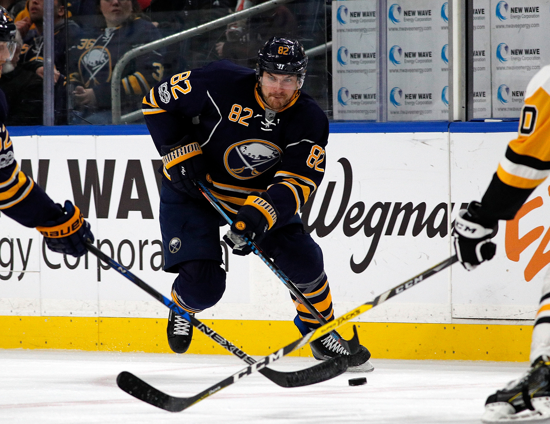 Minnesota Wild sign Marcus Foligno to four-year deal