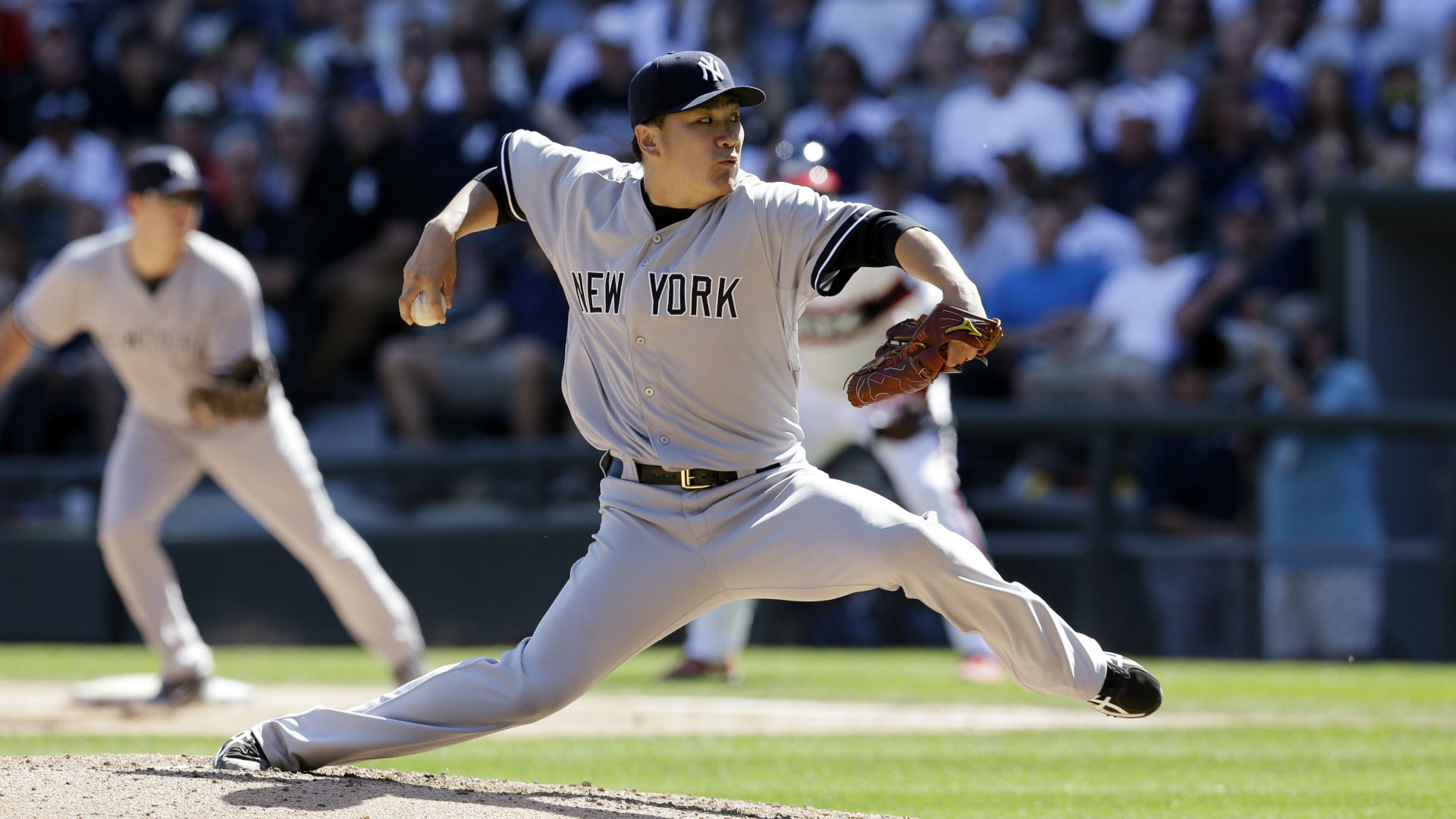 Tanaka's MRI, Salazar's potential return headline pre-break pitching shuffles