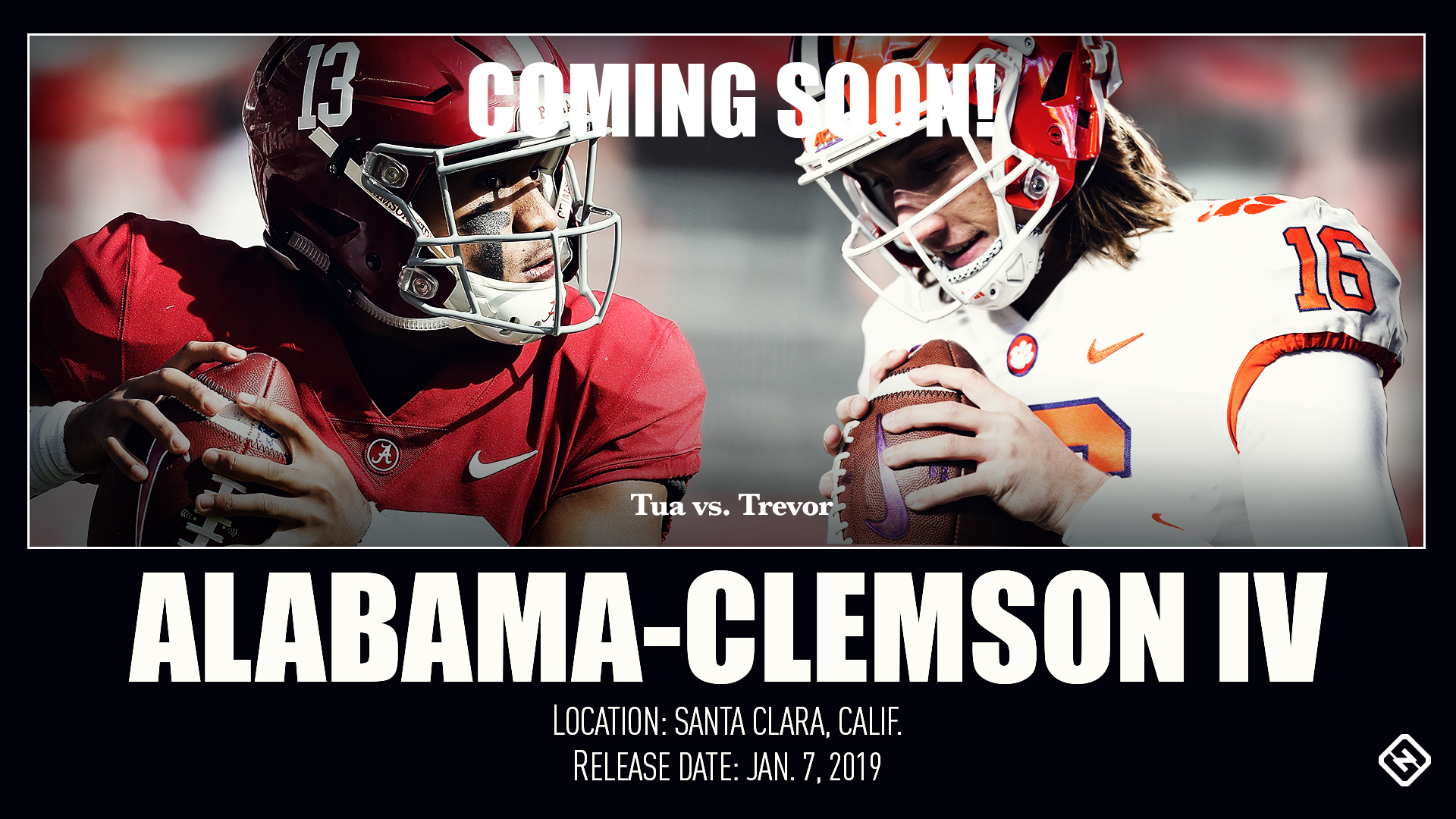 More sequels than 'Rocky': Alabama-Clemson is stuff movies are made of