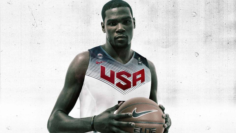 FIBA World Cup  Kevin Durant withdraws from Team USA  8710f5159