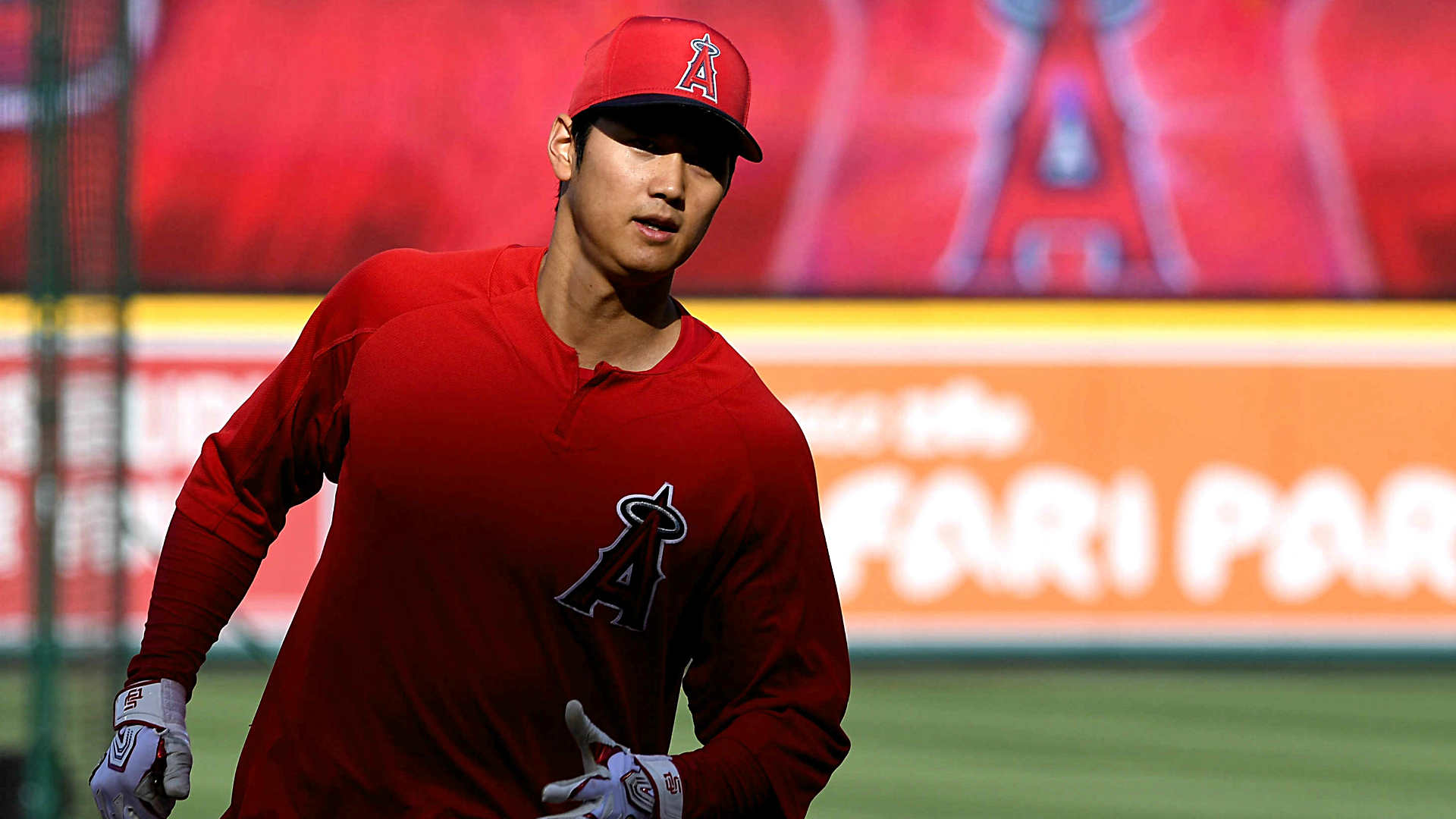 Angels experiment with Ohtani as cleanup hitter
