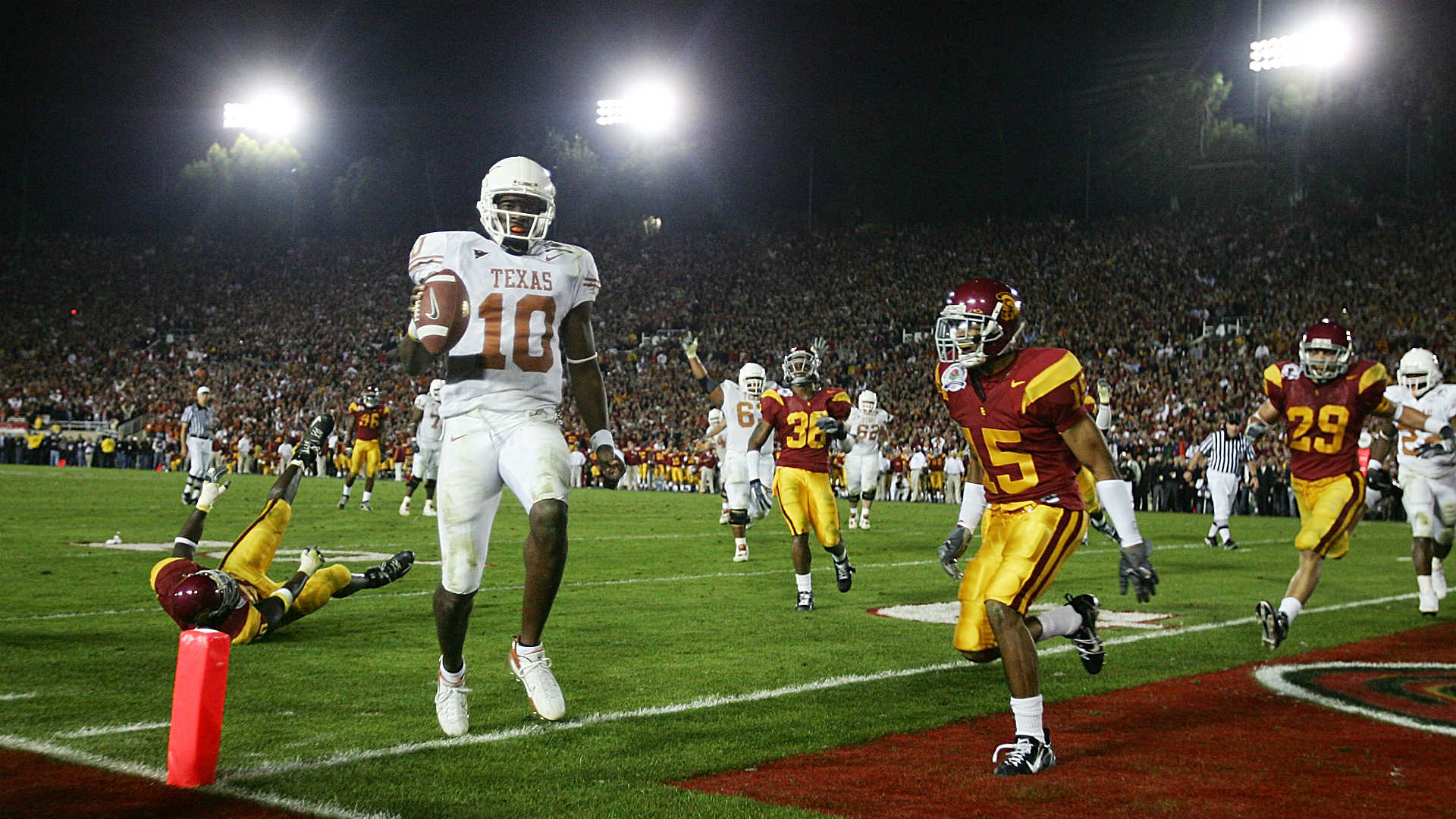 USC-Texas rematch brings back Rose Bowl memories for Trojans: 'It still hurts'