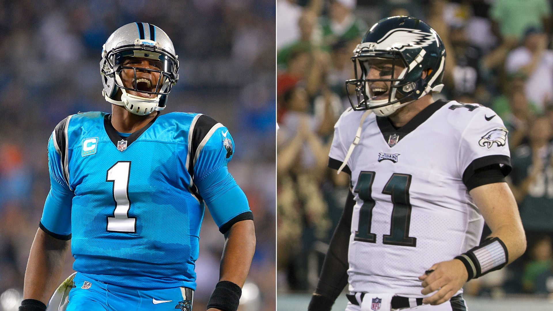 Eagles vs. Panthers: How to watch, live stream Thursday Night Football