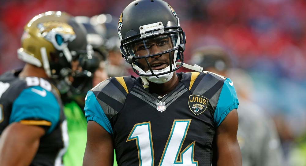 Jaguars wide receiver Justin Blackmon suspended for rest of 2013