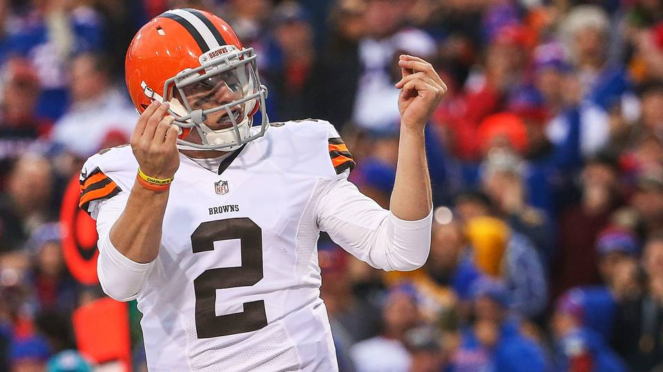 Johnny Manziel: Cleveland Browns Year One