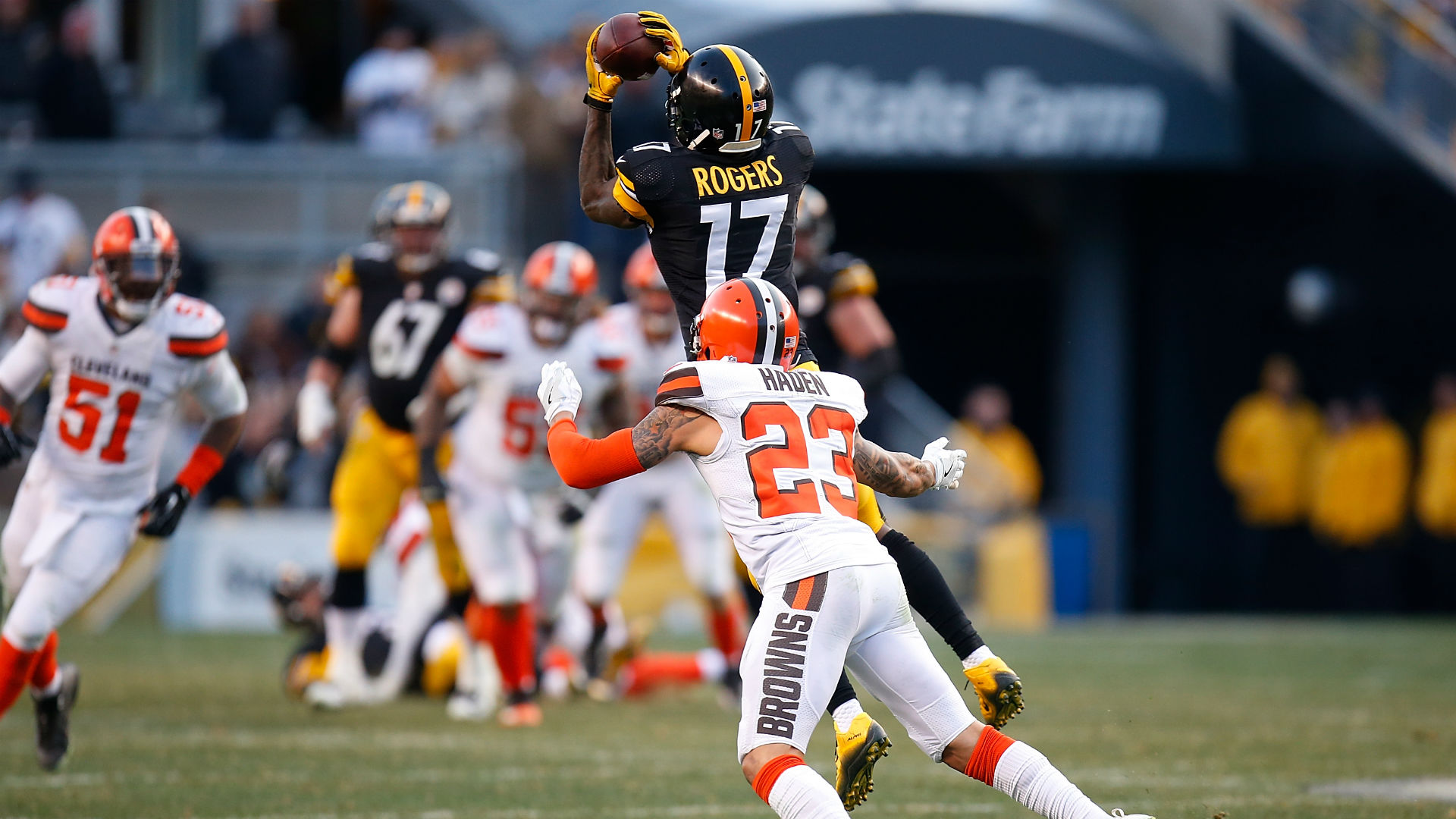 Joe Haden opens up on why he signed with Steelers what led to his