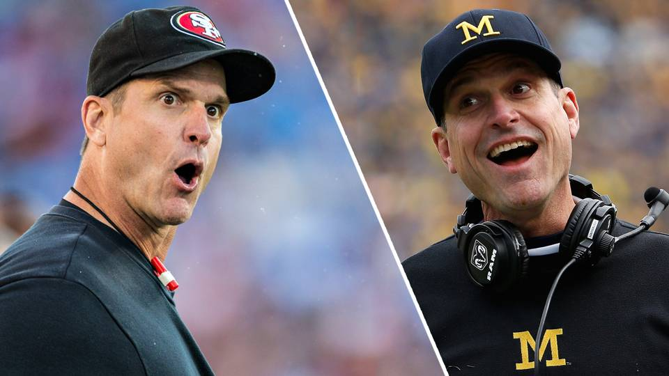 Image result for jim harbaugh bears
