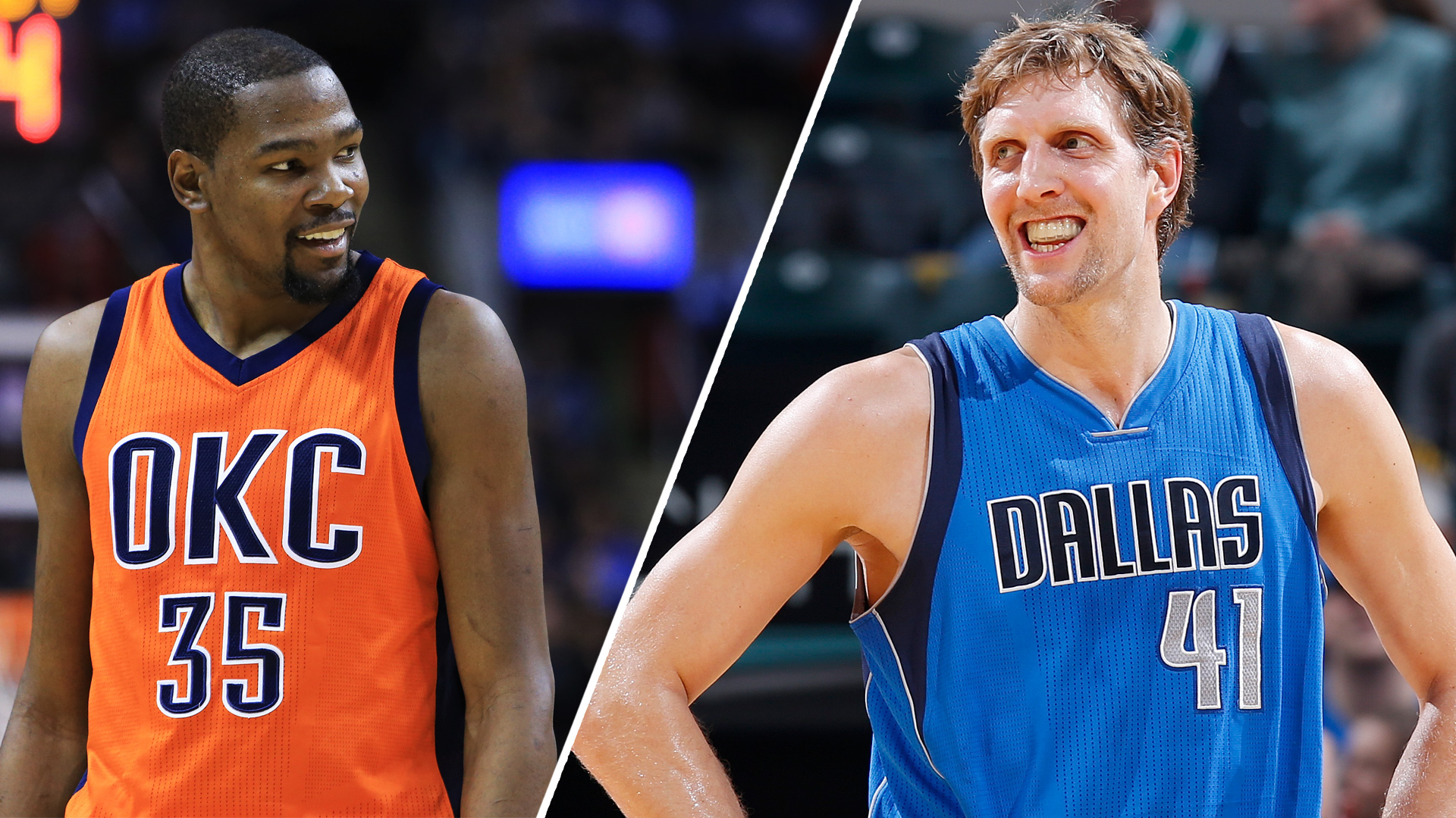 Dirk Nowitzki Kevin Durant likely feels pressure to win a