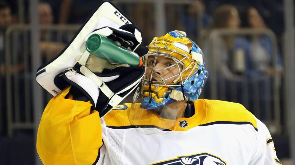 Pekka Rinne injury update: Predators goalie placed on IR, expected to miss a few games
