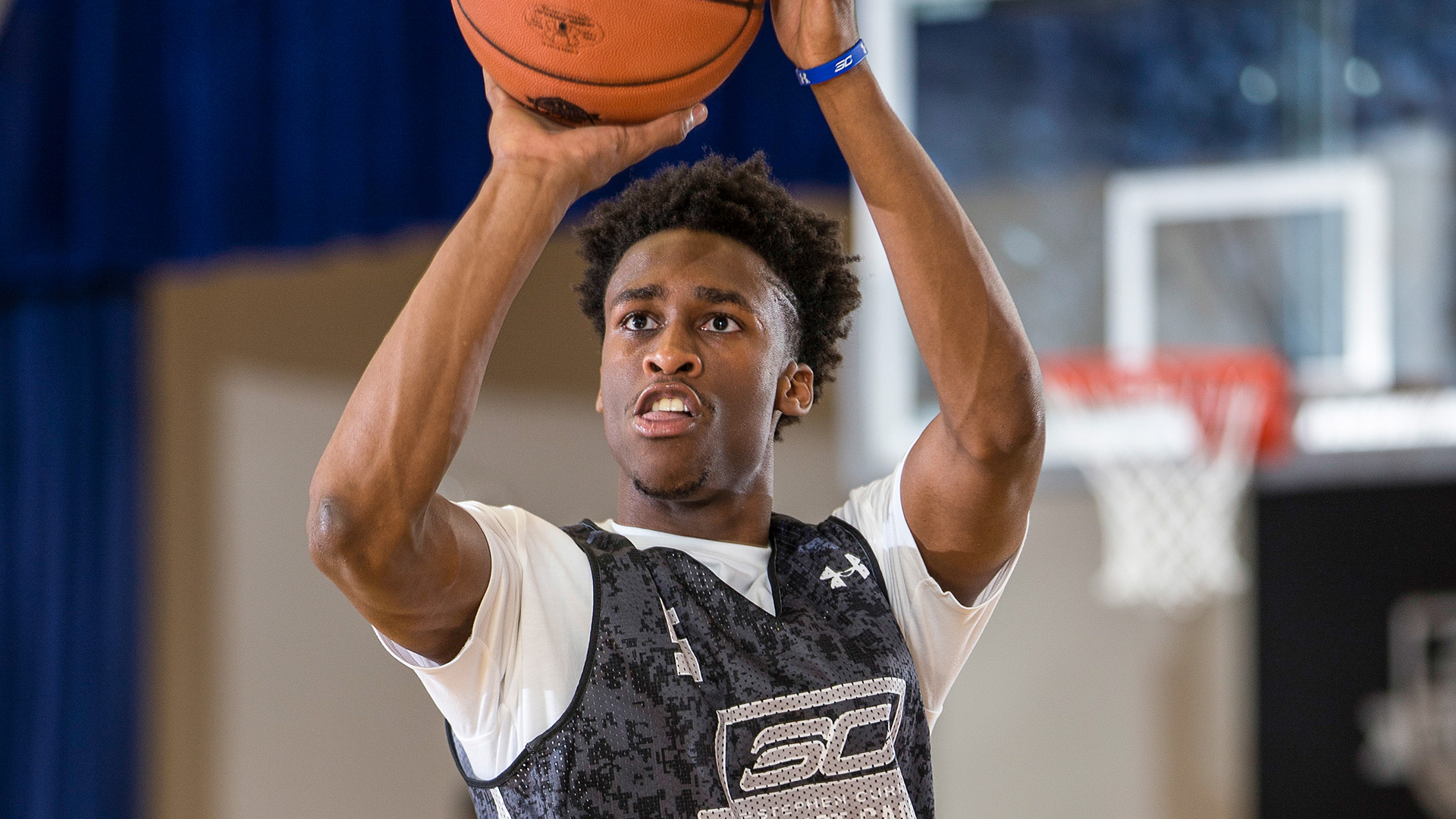 How 2016 PG Kobi Simmons fits with his top six