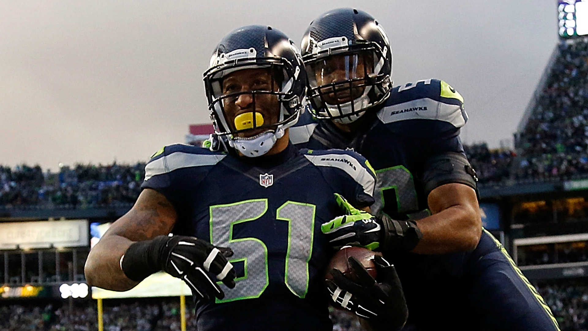 Bruce Irvin is not happy with what draft analysts are saying about