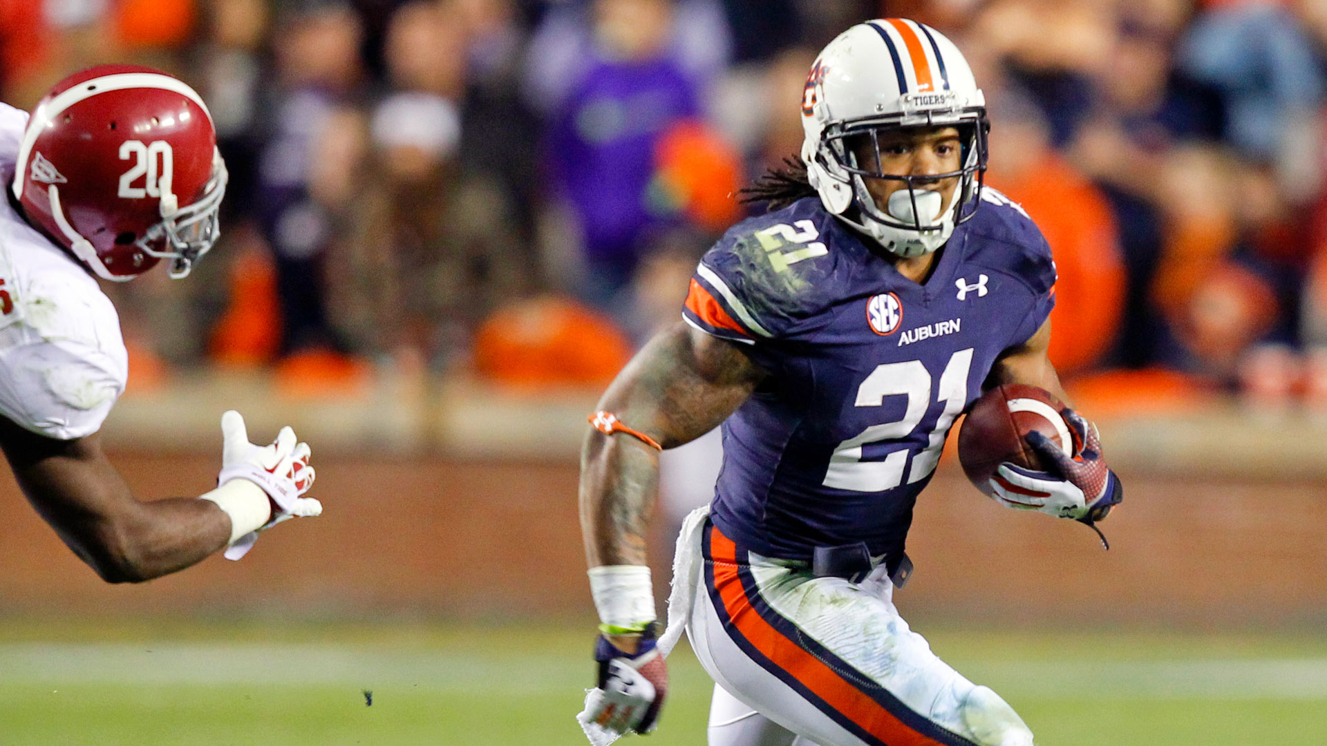 2014 NFL Draft -- Rams select Tre Mason in third round