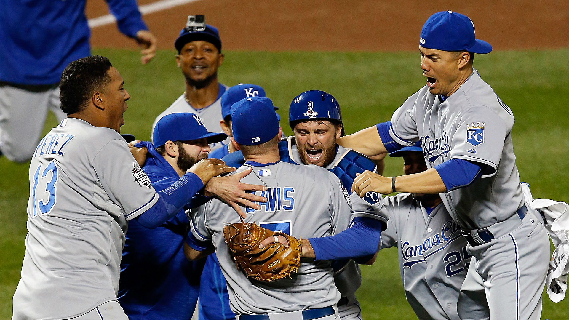 Odds to win 2016 World Series – Royals among gaggle of similarly-priced teams