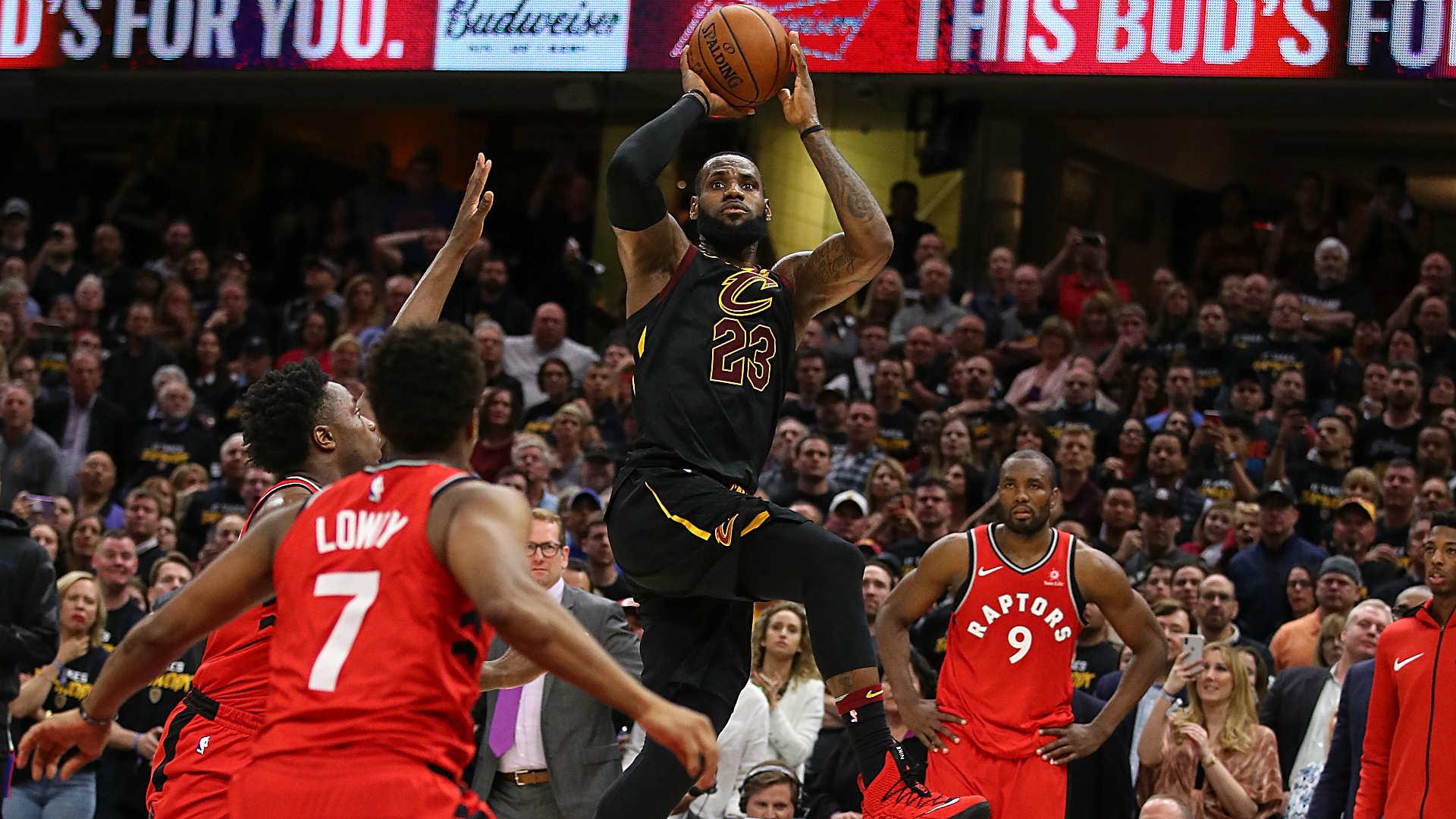 LeBron James' game-winner vs. Raptors causes Twitter frenzy among NBA stars | NBA | Sporting News