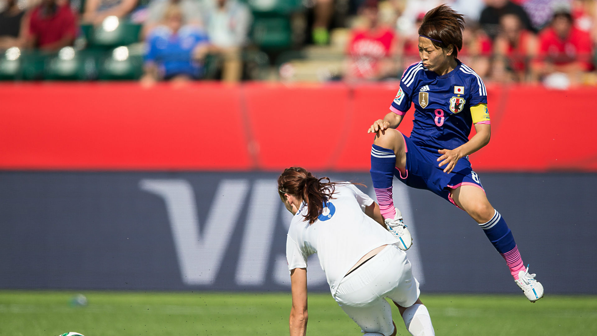 Women's World Cup, USA vs. Japan: Who is Aya Miyama?