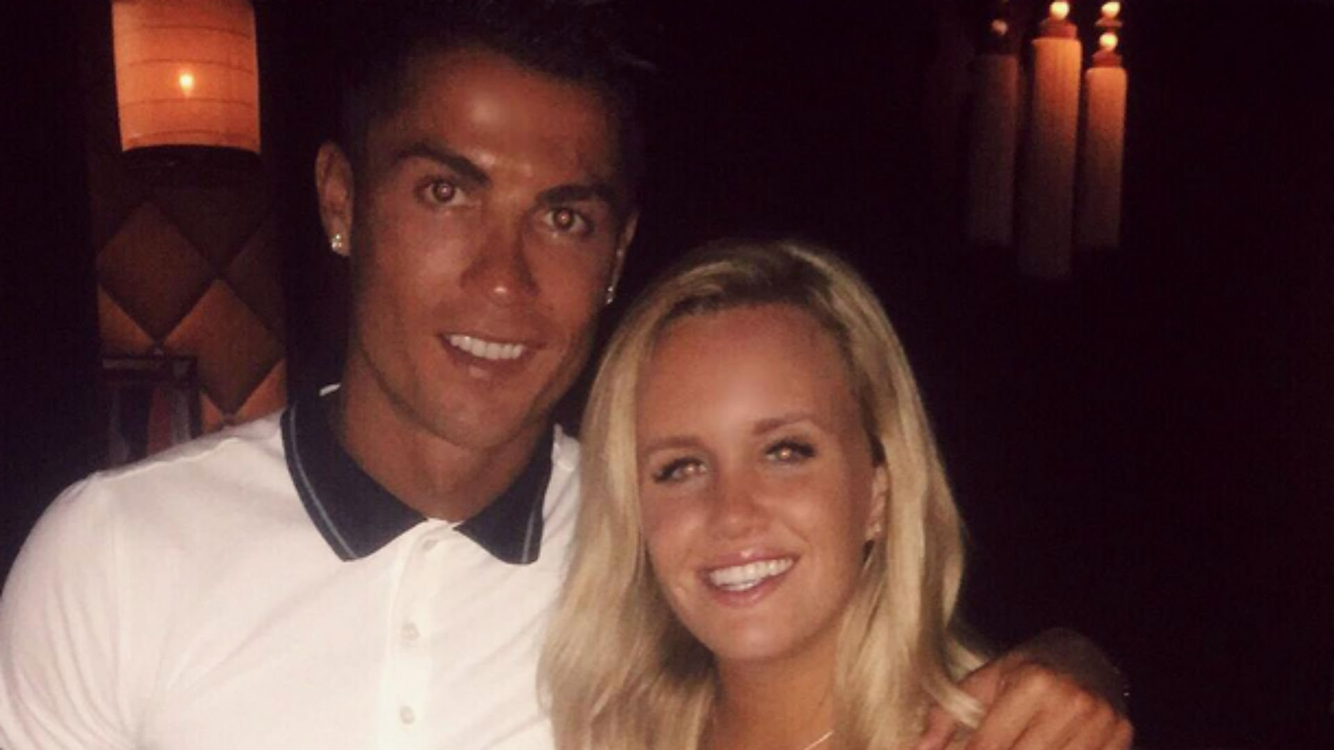 Cristiano Ronaldo treats group of girls to dinner after finding lost phone