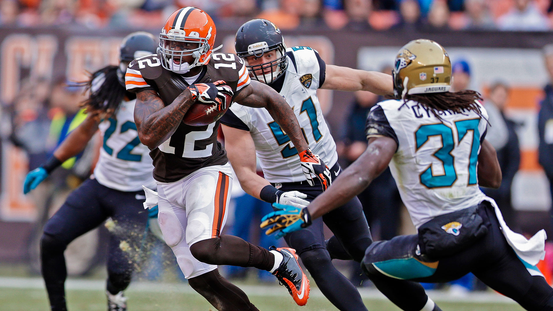 Report: Browns' Gordon could face year-long suspension