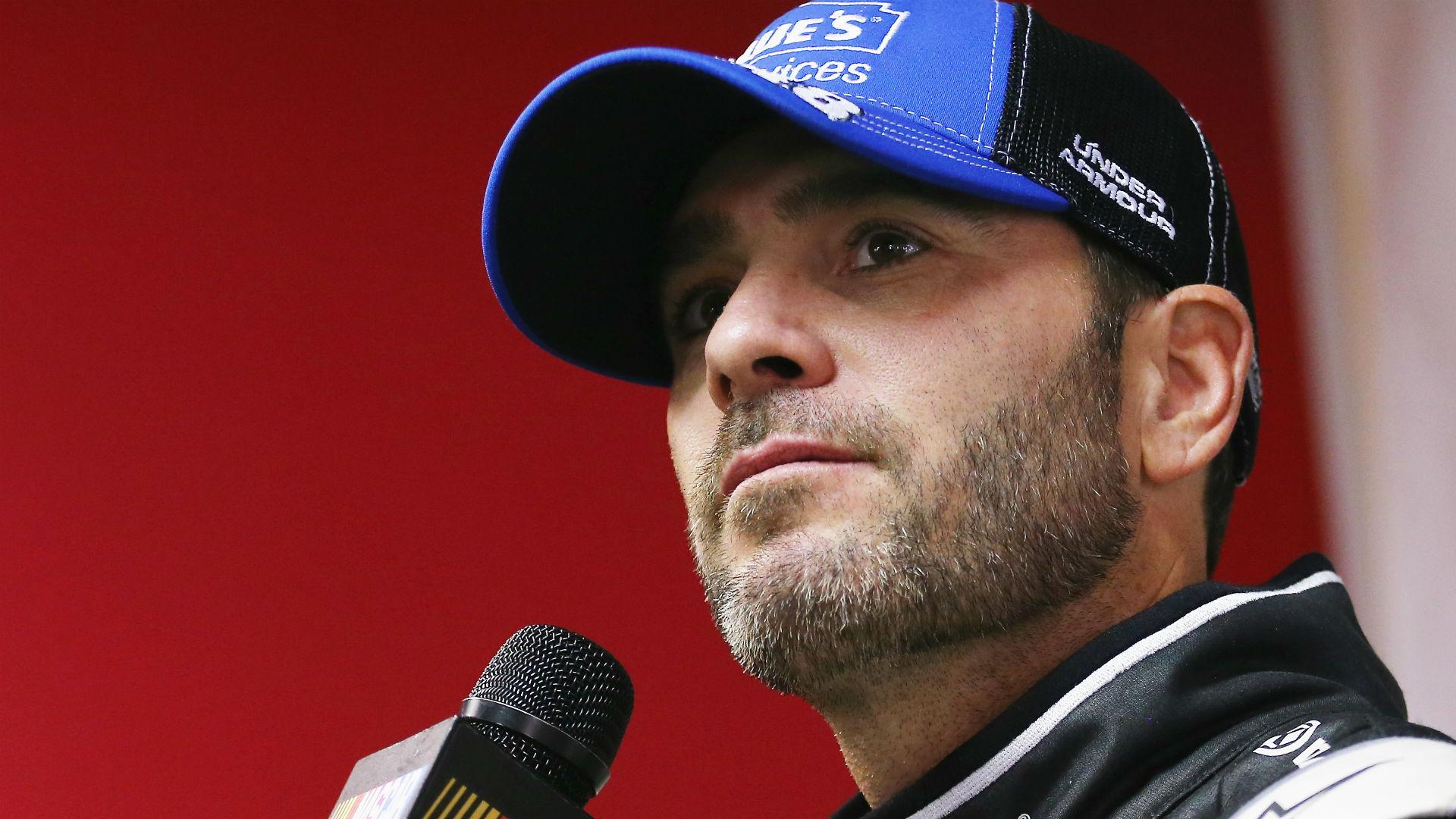 Jimmie Johnson 'shocked' by NASCAR warning | NASCAR ...