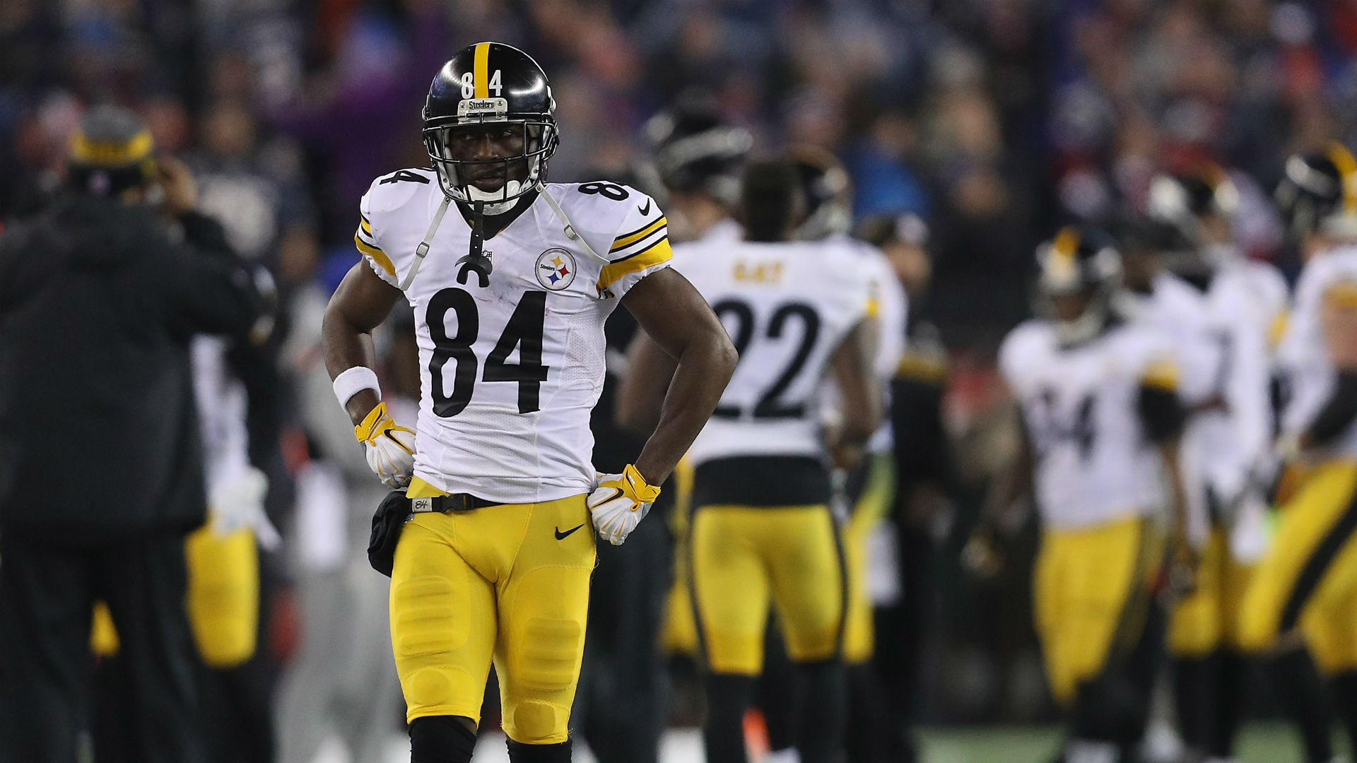 Antonio Brown reportedly fined $10K for Facebook Live snafu