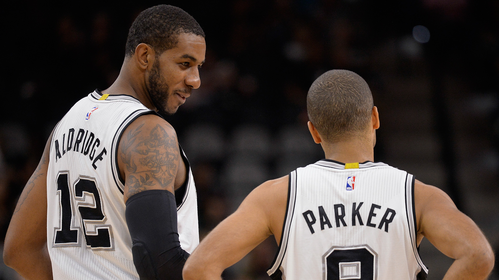 How lamarcus aldridge pick and rolls gave new life to spurs tony how lamarcus aldridge pick and rolls gave new life to spurs tony parker nba sporting news voltagebd Choice Image