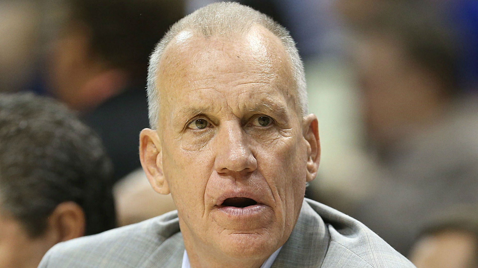 Doug Collins stricken terrified face captures Day 1 of March