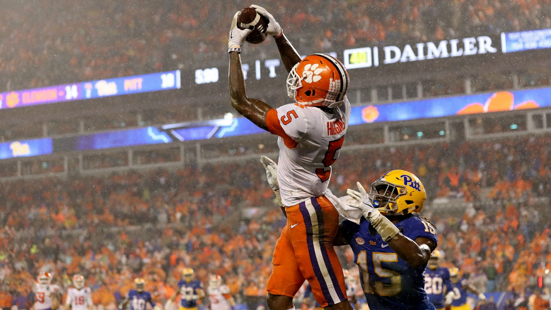 Clemson Vs Pitt Score Results From The Tigers Dominant Acc