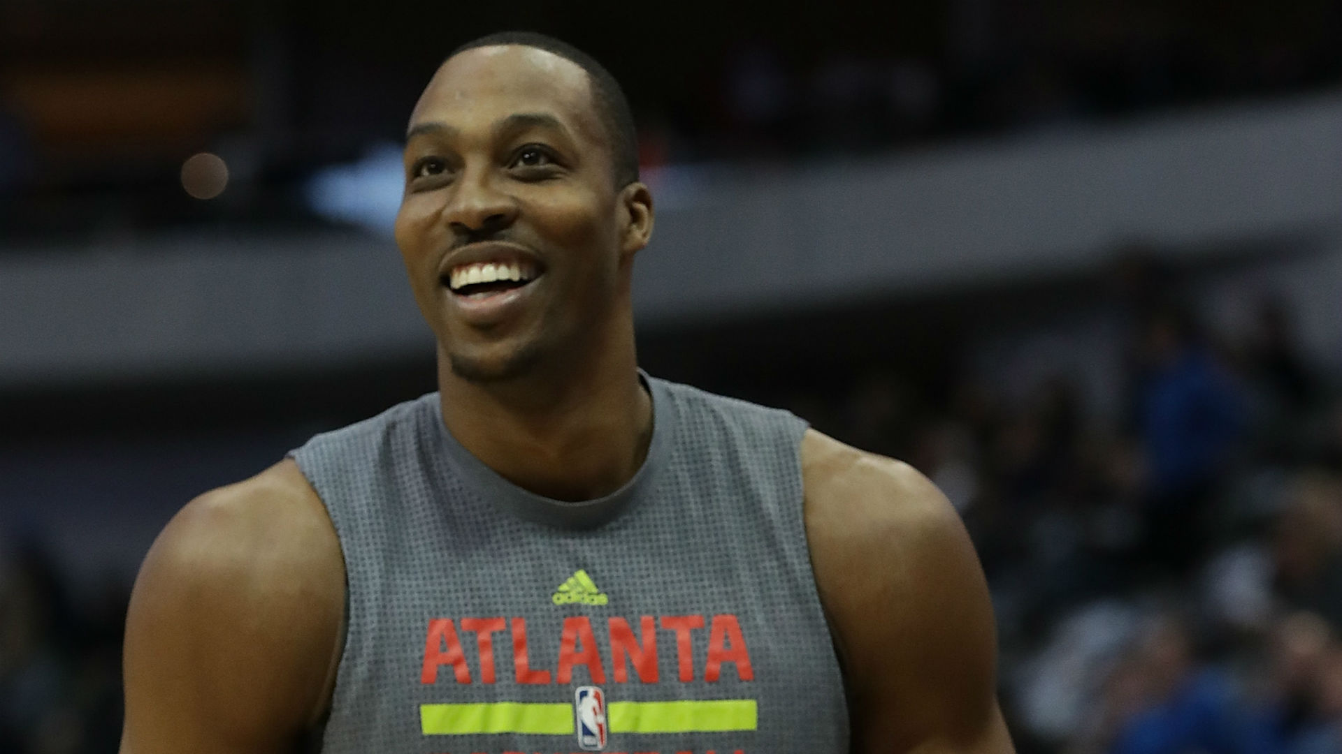 Dwight Howard: Dwight Howard Can't Resist Dirty Joke In Postgame