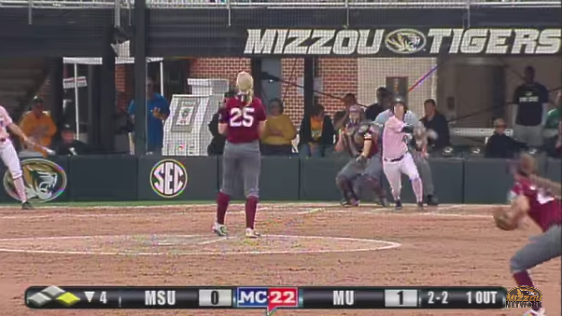 Missouri, Missouri State softball exchange heated, NSFW emails