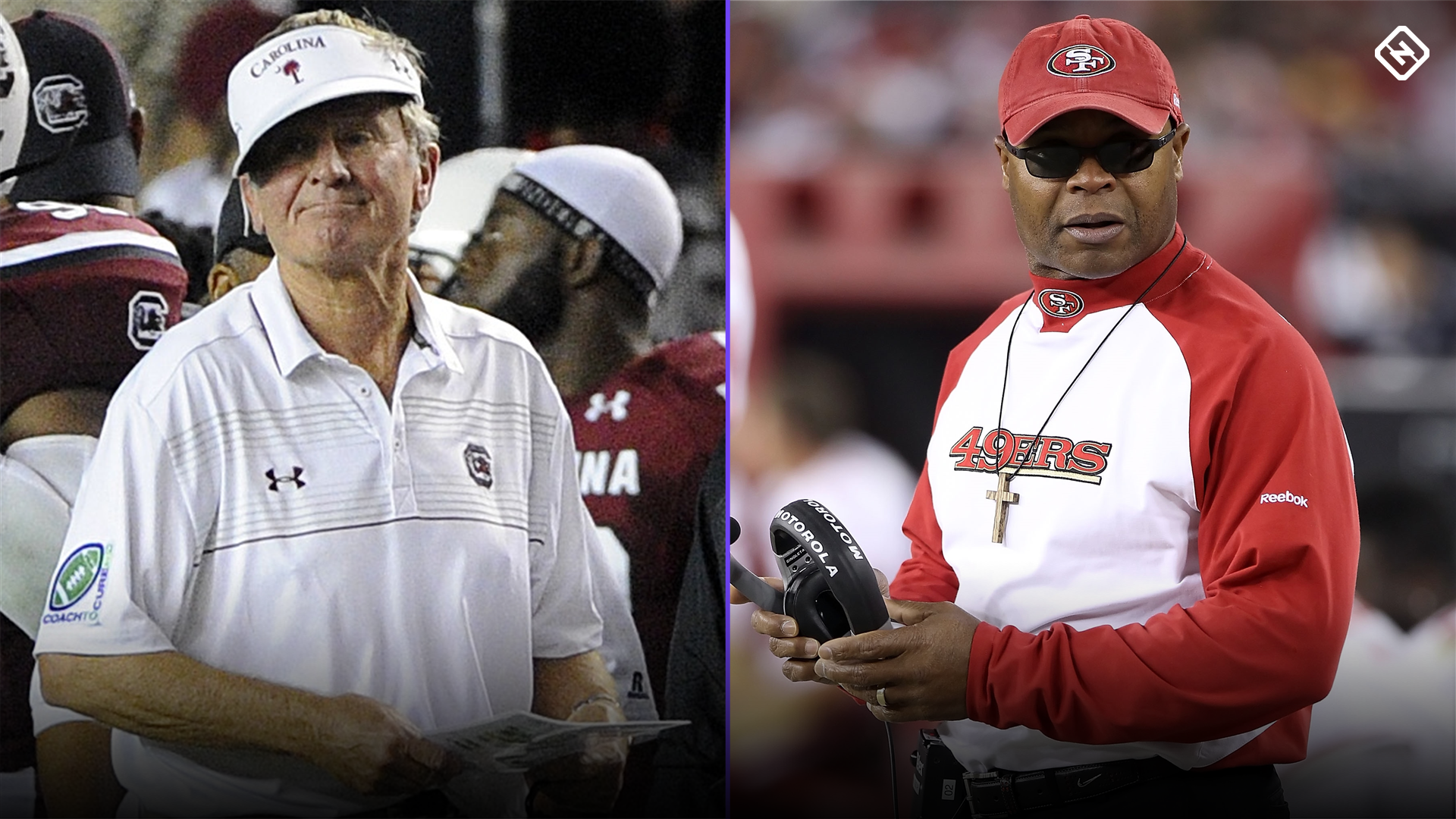 Steve Spurrier, Mike Singletary among potential coaches for upstart Alliance of American Football