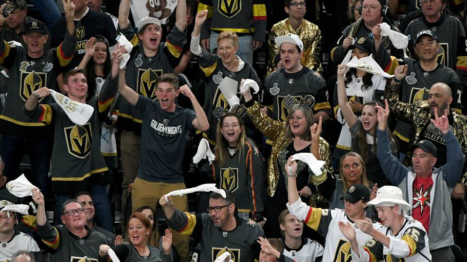 Stanley Cup Final 2018: Las Vegas tables 'premature ...