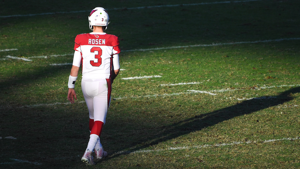 Cardinals didn't include Josh Rosen in hype video for season schedule