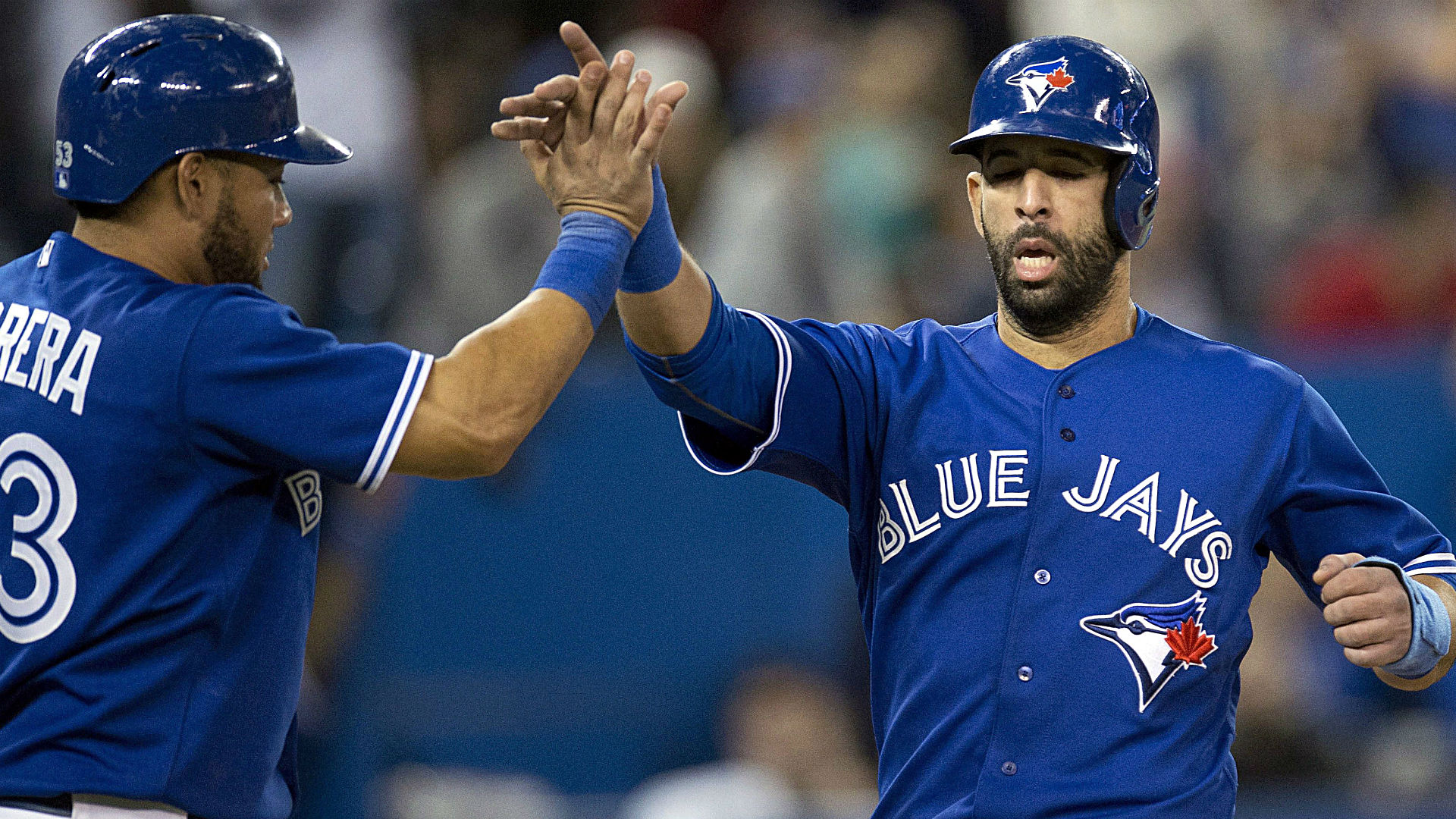OF Rankings: Bautista back with a vengeance