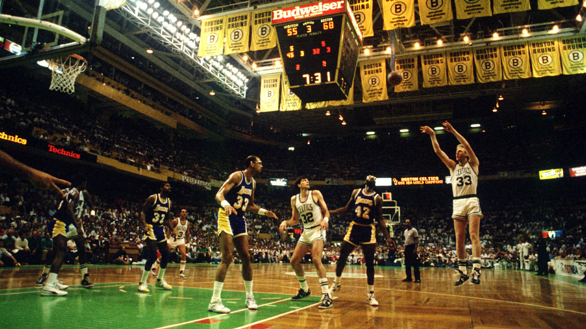 'Celtics/Lakers: Best of Enemies': Seven reasons '80s NBA rivalry was the greatest | NBA ...