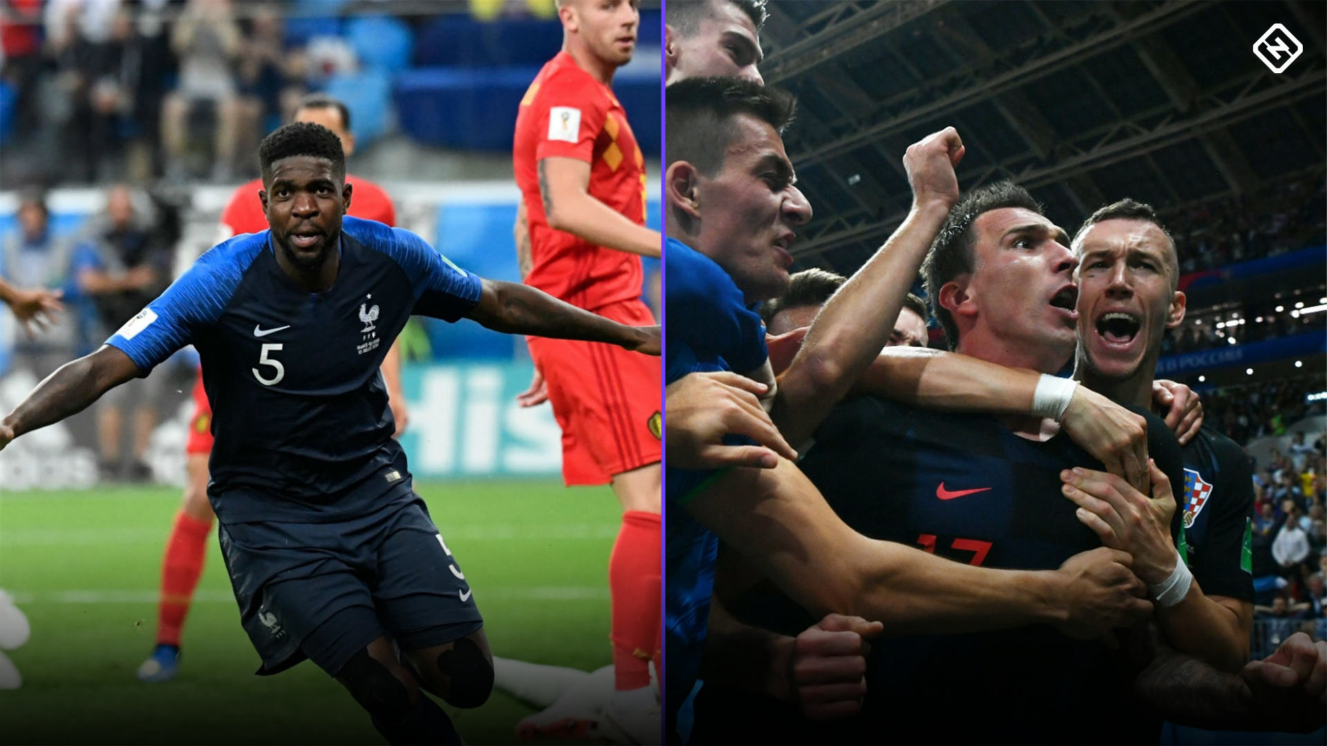 Croatia vs. France score: Highlights from World Cup final